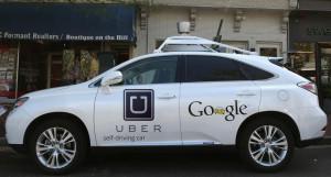 Self-Driving Uber Car?